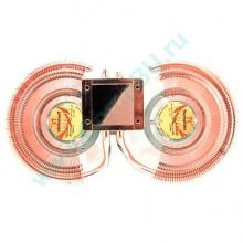 Кулер для видеокарты Thermaltake DuOrb CL-G0102 с тепловыми трубками (медный) - Ижевск