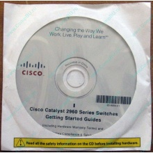 85-5777-01 Cisco Catalyst 2960 Series Switches Getting Started Guides CD (80-9004-01) - Ижевск