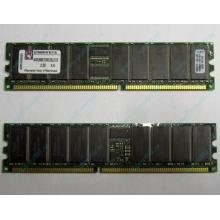 Серверная память 512Mb DDR ECC Registered Kingston KVR266X72RC25L/512 pc2100 266MHz 2.5V (Ижевск).