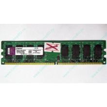ГЛЮЧНАЯ/НЕРАБОЧАЯ память 2Gb DDR2 Kingston KVR800D2N6/2G pc2-6400 1.8V  (Ижевск)