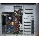 4 ядерный компьютер Intel Core 2 Quad Q6600 (4x2.4GHz) /4Gb /160Gb /ATX 450W вид сзади (Ижевск)