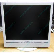 """Б/У монитор 17"""" Philips 170B с колонками и USB-хабом в Ижевске, белый (Ижевск)"""