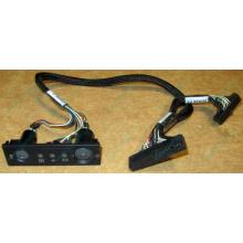 HP 224998-001 в Ижевске, кнопка включения питания HP 224998-001 с кабелем для сервера HP ML370 G4 (Ижевск)