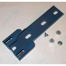 """Синий пластмассовый фиксатор-защёлка HP 224981-001 для 5.25"""" устройств в HP ML370 (Ижевск)"""