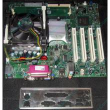 Комплект: плата Intel D845GLAD с процессором Intel Pentium-4 1.8GHz s.478 и памятью 512Mb DDR1 Б/У (Ижевск)