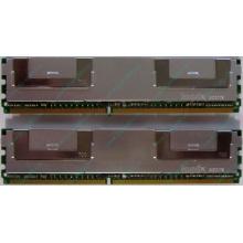 Серверная память 1024Mb (1Gb) DDR2 ECC FB Hynix PC2-5300F (Ижевск)