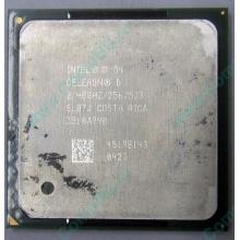 Процессор Intel Celeron D (2.4GHz /256kb /533MHz) SL87J s.478 (Ижевск)