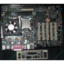 Материнская плата Intel D845PEBT2 (FireWire) с процессором Intel Pentium-4 2.4GHz s.478 и памятью 512Mb DDR1 Б/У (Ижевск)